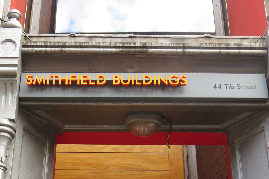 The Smithfield Building
