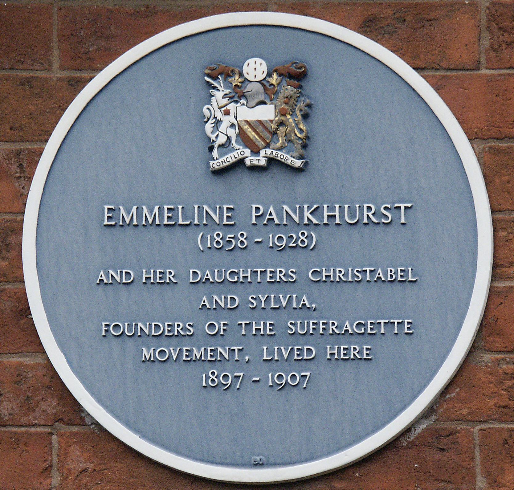The Emily Pankhurst Centre, Grafton Street, Manchester