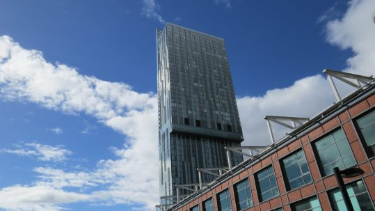 Deansgate in Manchester