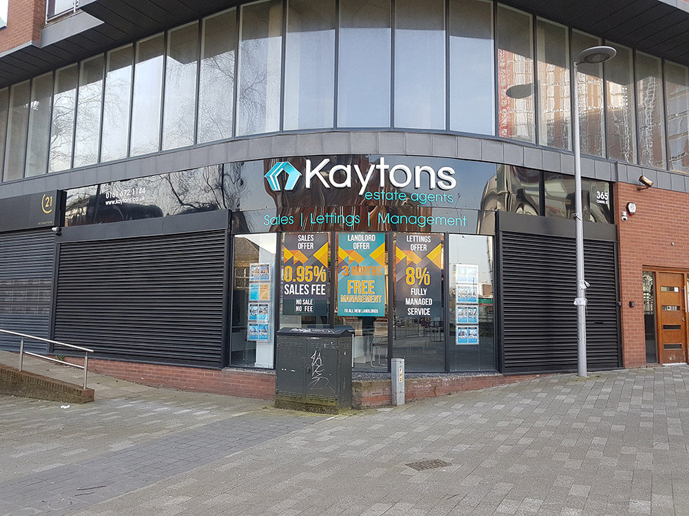 kaytons-closed